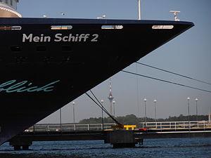 Mein Schiff 2 in Tallinn 26 May 2012.JPG