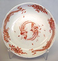 Meissen hard porcelain plate with Chinese dragons 1734.jpg