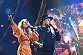 Melodifestivalen 2019, deltävling 1, Scandinavium, Göteborg, Zeana feat. Anis Don Demina, 25.jpg