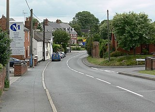 Burton on the Wolds Human settlement in England