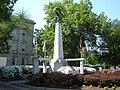 Memorial Tower at Downtown Raleigh NC - panoramio.jpg