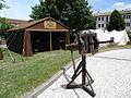 Mercato della Centuriazione Romana di Villadose 2013 arma.JPG