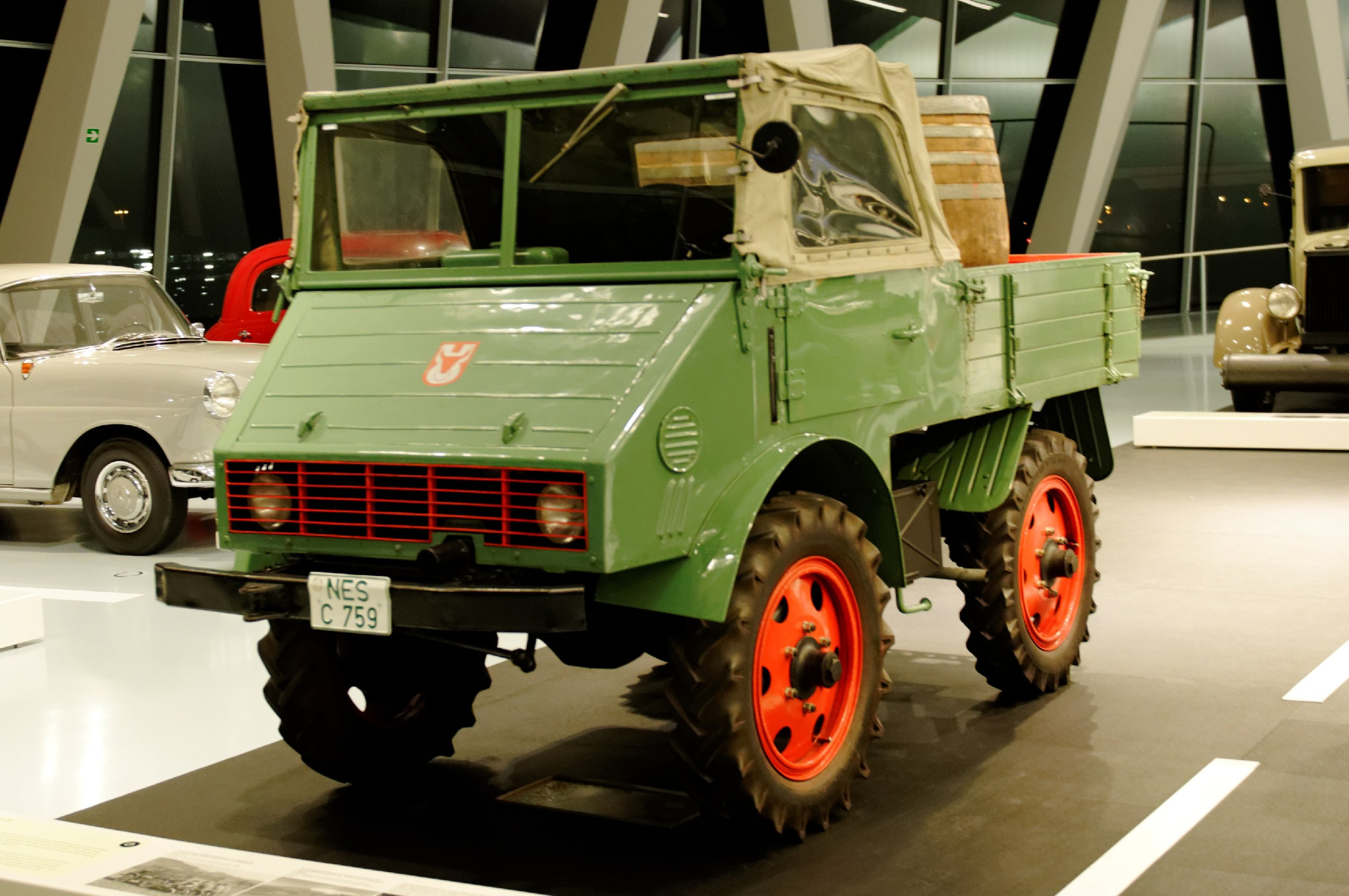 Unimog - The complete information and online sale with free shipping