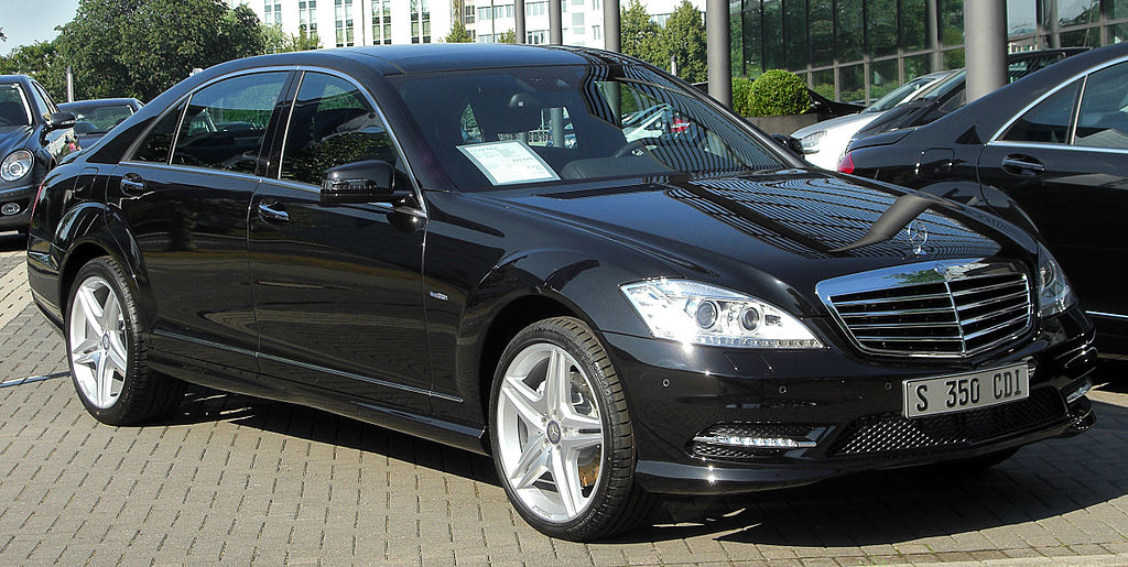 file mercedes s 350 cdi blueefficiency l amg sportpaket v221 facelift front 1. Black Bedroom Furniture Sets. Home Design Ideas