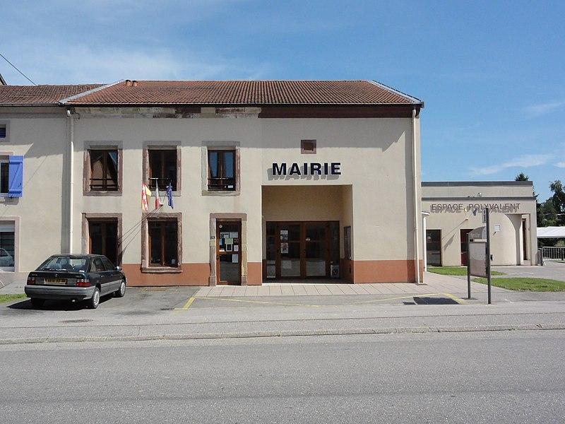 Merviller (M-et-M) mairie