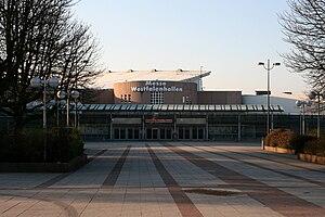 Westfalenhallen - Messe Westfalenhallen