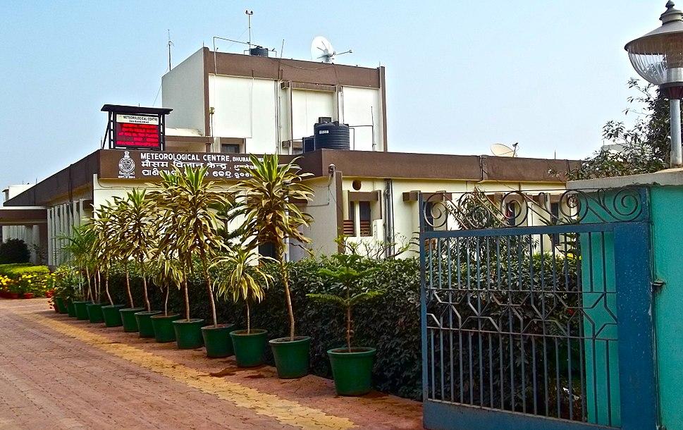 Meteorological Centre, Bhubaneswar, Odisha