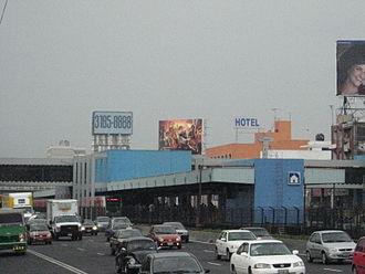 Metro Ermita - Image: Metro Station Ermita 2008