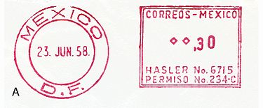 Mexico stamp type DB1A.jpg