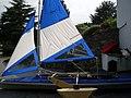 Mi velero Klepper en seco2 - panoramio.jpg