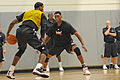 Miami Heat practice at Aderholt Fitness Center 2010-09-28 2.jpg
