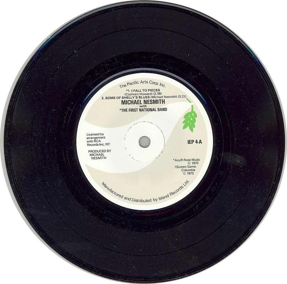 Michael Nesmith EP