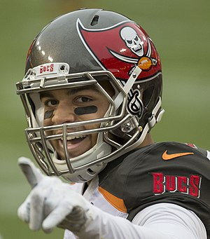 Mike Evans (wide receiver) - Evans with the Tampa Bay Buccaneers in 2014
