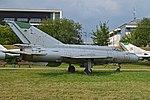 Mikoyan-Gurevich MiG-21M '2003' (19213185468).jpg
