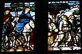 Milano, Duomo, Vetrata del nuovoTestamento, navata destra, XV secolo 04.JPG