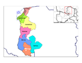 Milenge town district location.PNG
