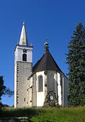 Miličín, Church.jpg