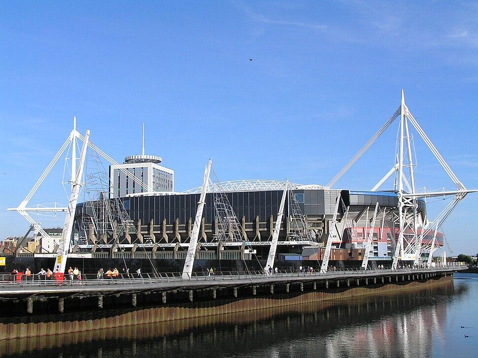 Millennium Stadium Cardiff 2006