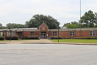Miller County, Georgia - Miller County School District headquarters