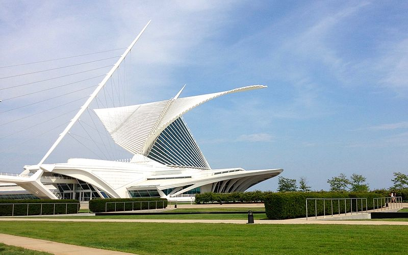 Milwaukee Art Museum (Milwaukee – Estados Unidos)