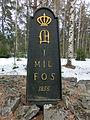 Milstolpe N om Broddbo (RAÄ-nr Sala stad 9-1) 8055.JPG