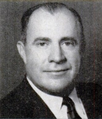 Milton W. Glenn - From 1959's Pocket Congressional Directory of the Eighty-Sixth Congress