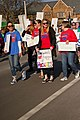 Milwaukee Public School Teachers and Supporters Picket Outside Milwaukee Public Schools Adminstration Building Milwaukee Wisconsin 4-24-18 1121 (40833948675).jpg