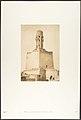 Minaret occidental de la Mosqée du Khalif Hakem, au Kaire MET DP131821.jpg