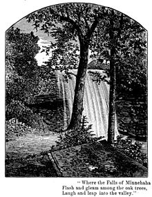 Minnehaha Falls from 1878 guide to summer resorts.jpg