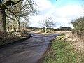 Minor road junction - geograph.org.uk - 1715001.jpg