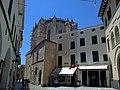 Minorque Ciutadella Catedrale Chevet - panoramio.jpg