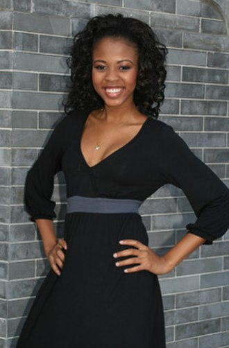 Miss Guyana - Image: Miss Guyana 07 Candace Charles