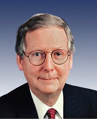 1996 United States Senate election in Kentucky - Image: Mitch Mc Connell 110th