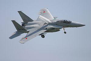 203rd Tactical Fighter Squadron (JASDF) - 203 Sqn Mitsubishi F-15J