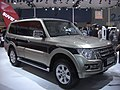 Mitsubishi Pajero CN Spec V6 3.0L In the 12th Guangzhou Autoshow 03.jpg