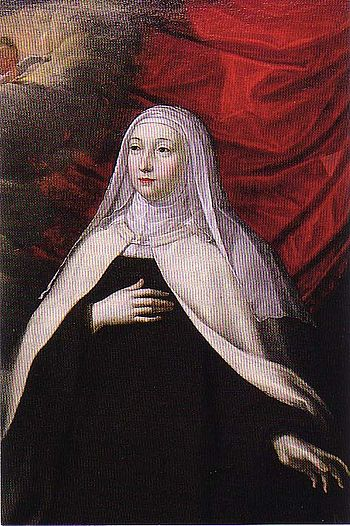 English: Marie of the Incarnation (1566-1618)