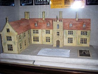 Elstow - A model of Elstow Place