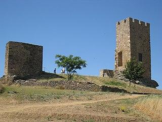 Castle of Mogadouro