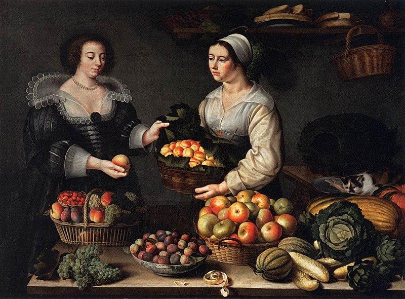 File:Moillon, Louise - The Fruit and Vegetable Costermonger - 1631.jpg