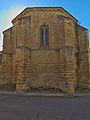 Monasterio de Santa Clara (Astudillo, Palencia). Ábside.jpg
