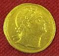 Monetiere di fi, moneta romana del tardo impero, costantino.JPG