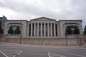 Alabama Judicial Building - The Heflin-Torbert Judicial Building