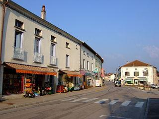 Monthureux-sur-Saône Commune in Grand Est, France