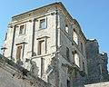 Montmajour,monastère St Maur05,angle sud-est.JPG