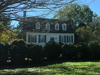Montpelier (Cabin Point, Virginia) - Image: Montpelier House Surry