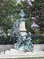 Monument à Delacroix by Jules Dalou, Paris 17 April 2016 003.jpg