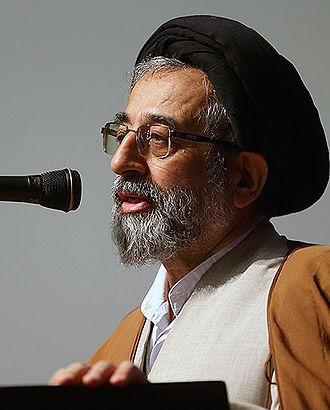 Abdolvahed Mousavi Lari - Image: Moosavi Lari 02
