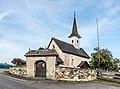 Moosburg Knasweg Filialkirche hll. Andreas und Nikolaus SW-Ansicht 11092018 4574.jpg