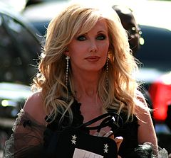 Morgan Fairchild in June 2007