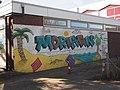 Moriaan muurschildering in Beverwijk.JPG